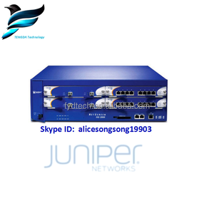 Juniper Firewall Security Appliance SRX300-JSB-L Juniper SRX300 Series 6  Ports Firewall