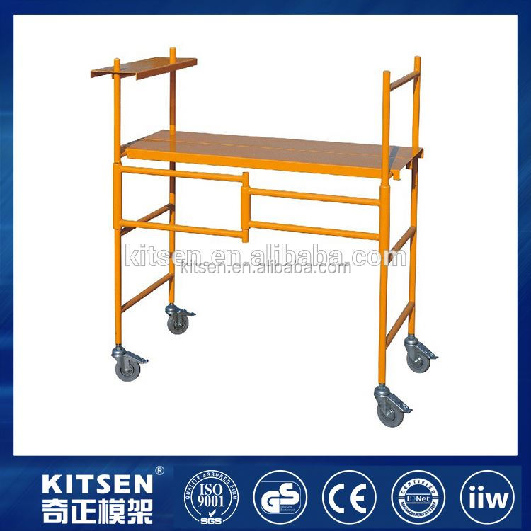 Hight quality tested safety scaffolding system steel plank