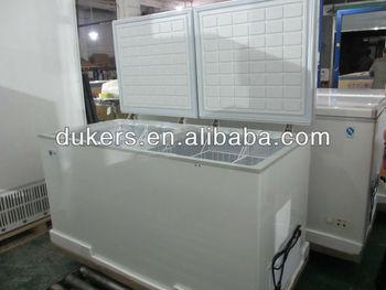 Kühlschrank Korb : 2 türen oben offen tiefkühltruhe gefriertruhe für fleisch fisch