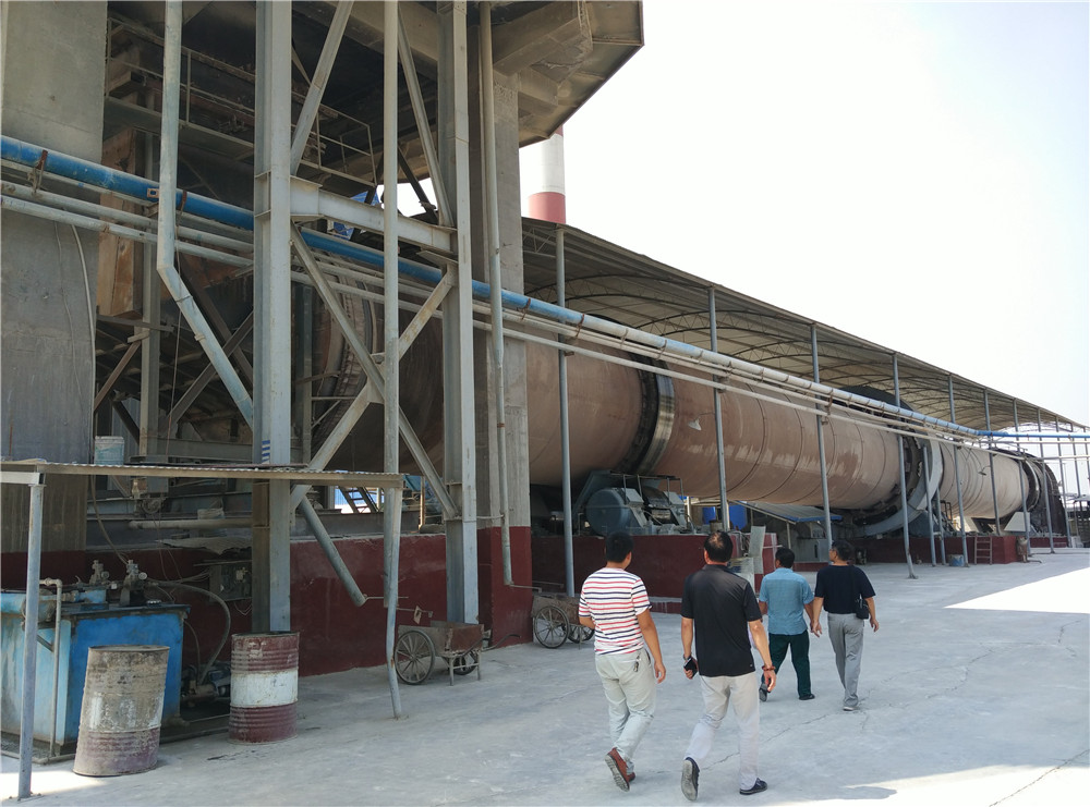 Ceramsite Production Line Clay Rotary Kiln For Ceramsite