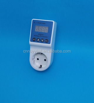 Voltage Protector For Household Appliances 15a With Different Socket ...