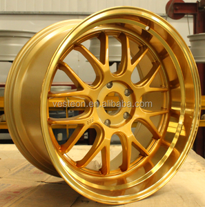 "Replica car alloy wheel deep dish rims for cars 12""-30"""