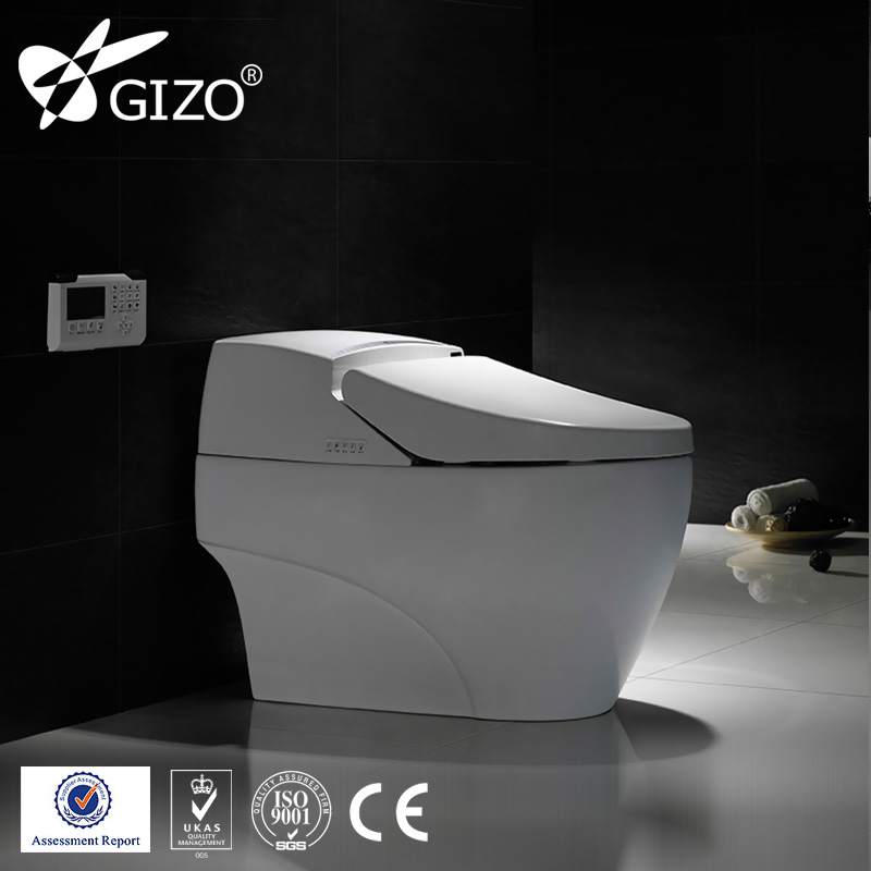 Seven protection solutions Ceramic one piece Automatic Operation GIZO