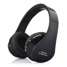 Headband Dapat Dilipat Desain True Stereo Nirkabel Bluetooth Headphone