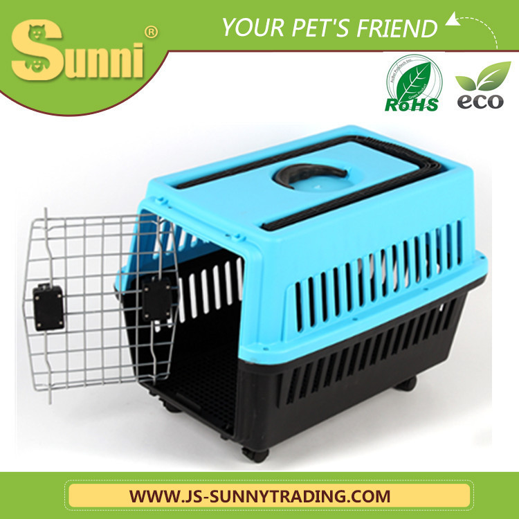 Wholesale soft pet carrier on wheels