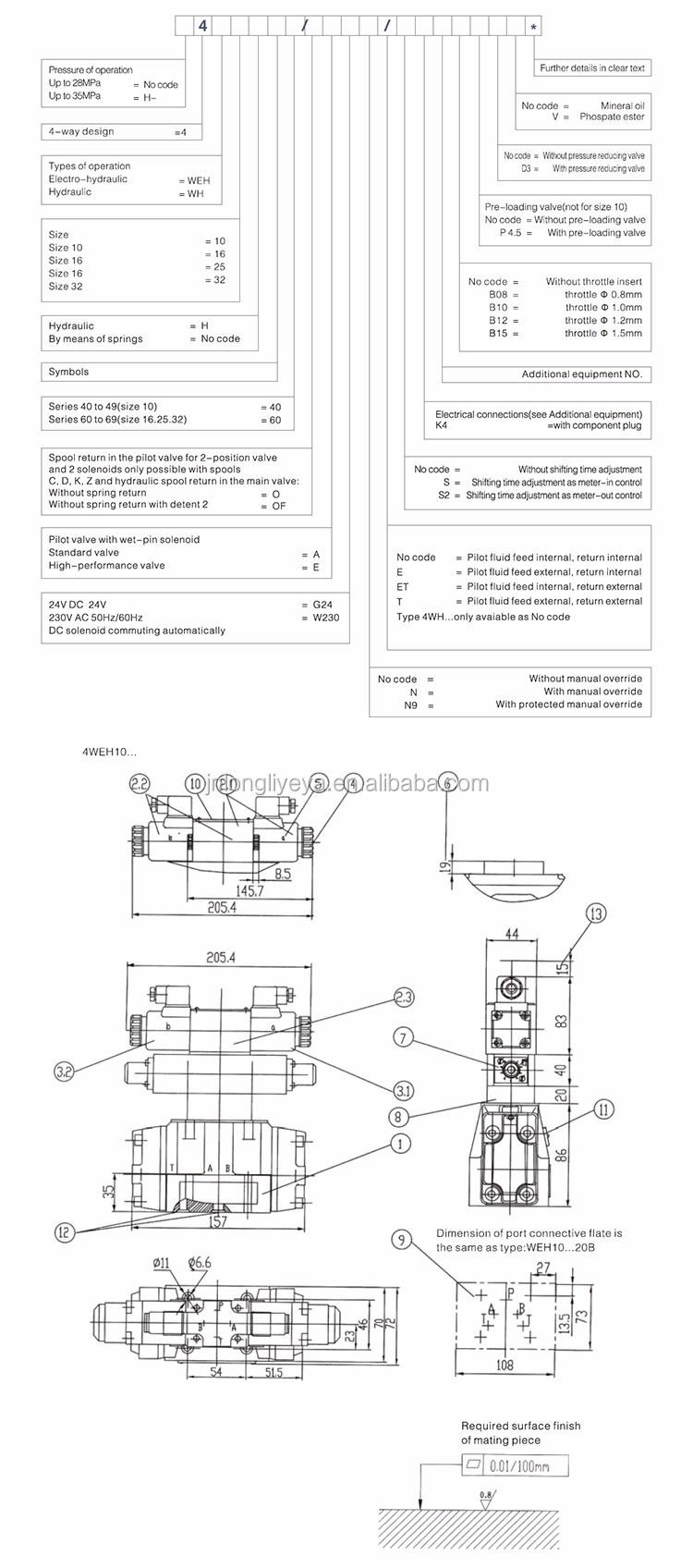 4weh10 Hydraulic Rexroth Type Directional Electrical Control ... on hydraulic schematic, hydraulic motor installation diagram, hydraulic engine, hydraulic component identification, hydraulic clutch diagram, lowrider hydraulics diagram, hydraulic shocks diagram, hydraulic system diagram, hydraulic steering diagram, hydraulic plumbing diagram, hydraulic troubleshooting guide, hydraulic pumps diagram, hydraulic pipes diagram, hydraulic flow diagram, hydraulic compressor, hydraulic piping diagram, hydraulic block diagram, hydraulic filter diagram, hydraulic solenoid diagram, hydraulic pump wiring,