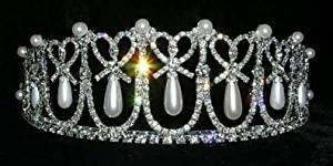 #13876 - Princess Diana Cambridge Love Knot Tiara