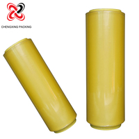 Transparent Strong Rolls High Quality Pvc Shrink Film