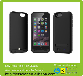 China Best Battery Case 3100mah Battery Built In Charger
