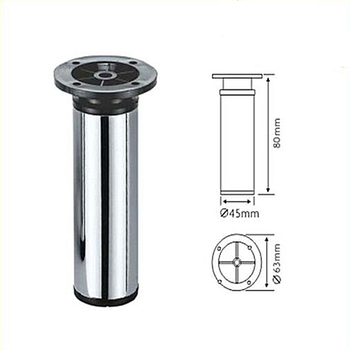Modern Adjule Metal Furniture Cabinet Legs For
