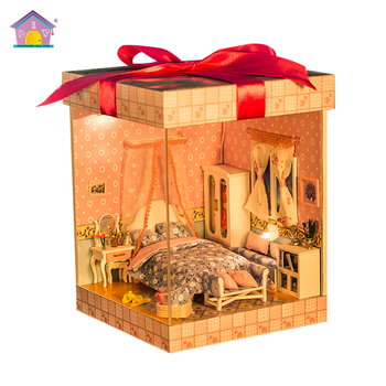 Good Quality Miniature Dollhouse Best Friend Birthday Giftsgift Ideas For Women