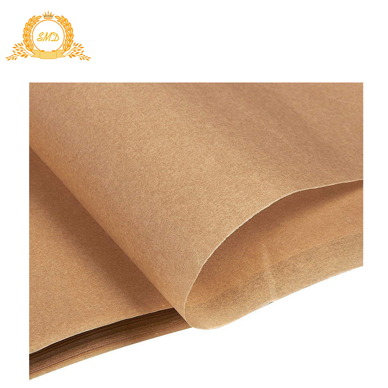 39gsm 40gsm customized food grade silicone baking paper sheet