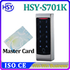 New Design metal shell WG26 input output RFID standalone access control