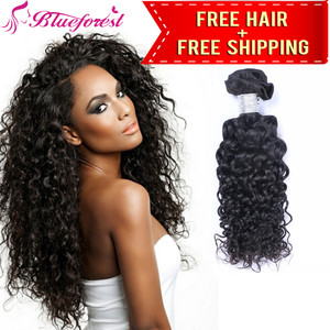 2017 hair factory wholesale brazilian crochet braid with deep curly human remy hair extensions