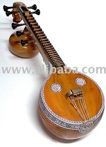 Indian Traditional Musical instrument-Veena