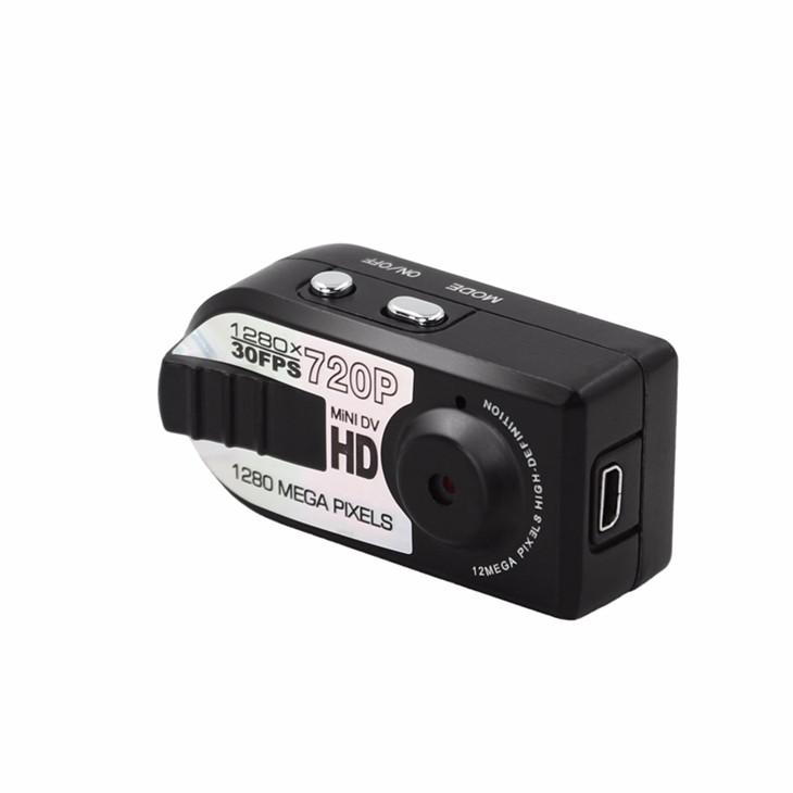 Mẫu luật sư có sẵn Người kinh doanh sử dụng máy quay phim MIni Q5 ẩn camera 1280 * Độ phân giải 720P HD Mini Camera ẩn