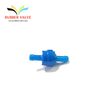 One Way Check Flow Stop Non-Return Plastic Valve