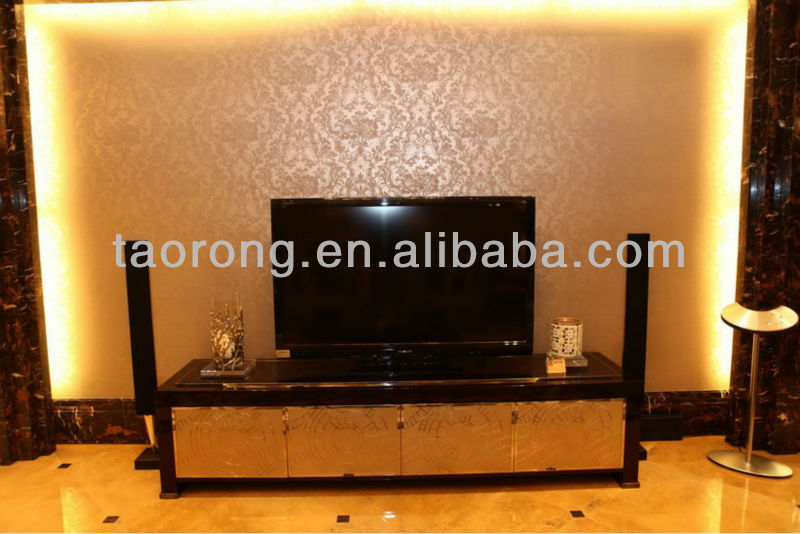 Modern Design Wood Led Tv Stand With 4 Doors For Bedroom Tr2049 ...
