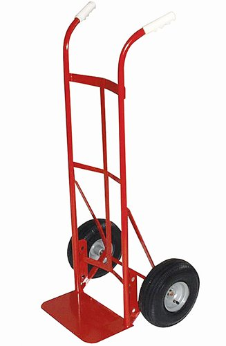Get Quotations Milwaukee Hand Trucks 40135 Dual Handle Truck With 10 Inch Pneumatic Tires