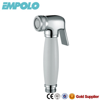 Brass Chrome Plated Bidet Spray Kit Toilet Health Faucets