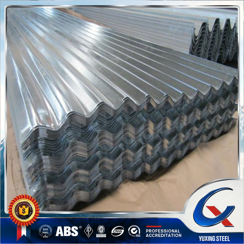 Galvanized steel sheet, sheet metal thickness,standing seam roof