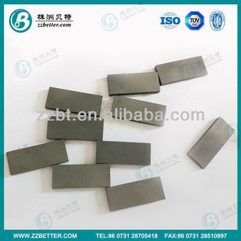 K20 STB standard carbide strips for cutting wood