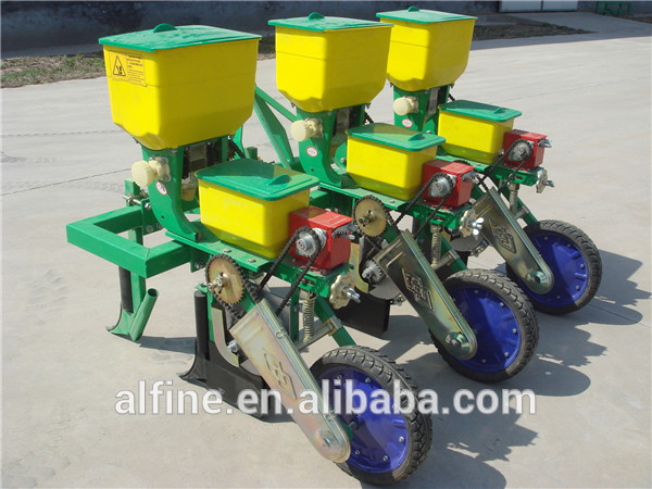 2017 popular factory price single row corn planter