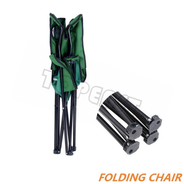 Metal Portable Folding Camping Beach Fishing Festival Chair
