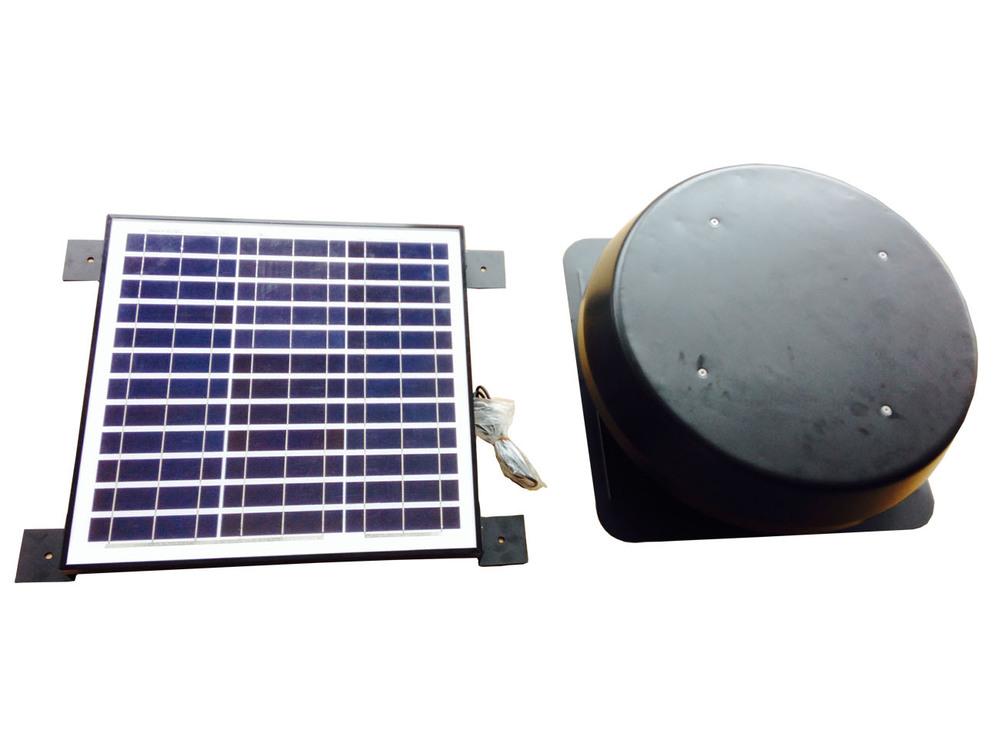 Solar Atttic Fan Solar Roof Ventilator Solar Powered Panel