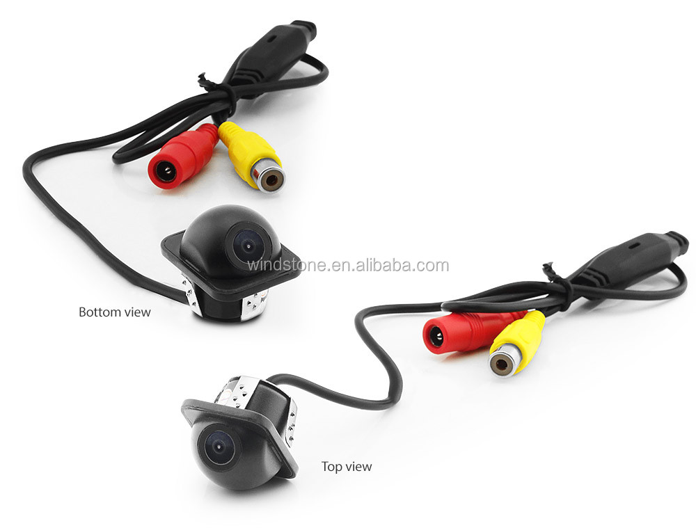 Universal 170Degree Mini Backup Rear View Car Camera