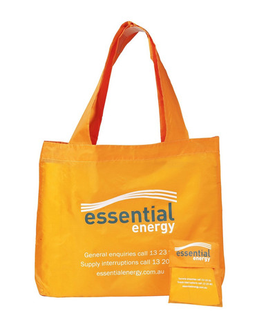 Reusable Polyester Foldable Shopping Bag