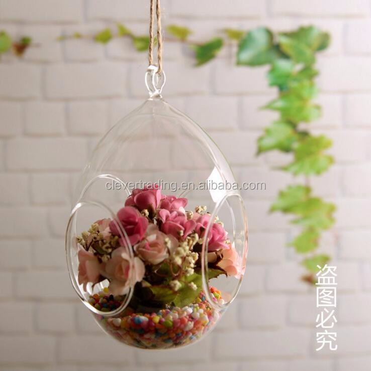 Best Seller Wall Air Plant Geometric Glass Terrarium Wholesale