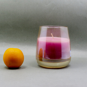 wholesale glass candle jars candle for church