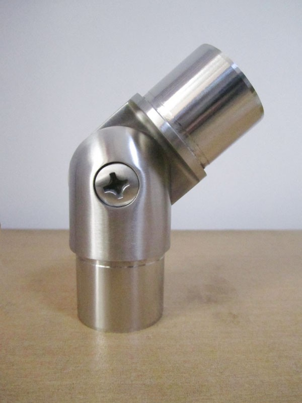 Stainless Steel adjustable Connectors in pipe fitting