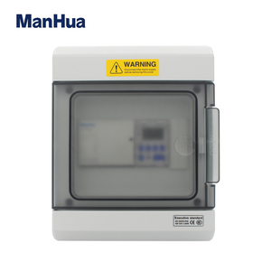 Manhua 40A Three Phase MT153C-40 With Water Proof IP65 Digital Timer Switch Control Box