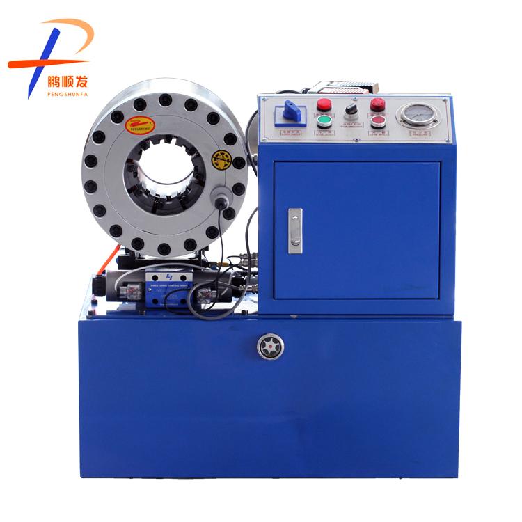 Venta de prensadora de mangueras hidraulicas