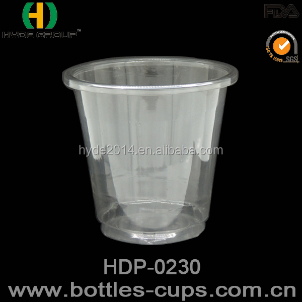 Promotional Buy Bulk Transparent Disposable cup / 32oz Plastic Cups