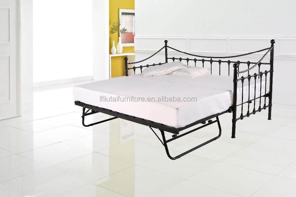 Moderne Metall Diwan Bett Neues Design - Buy Metall Diwan Bett ...