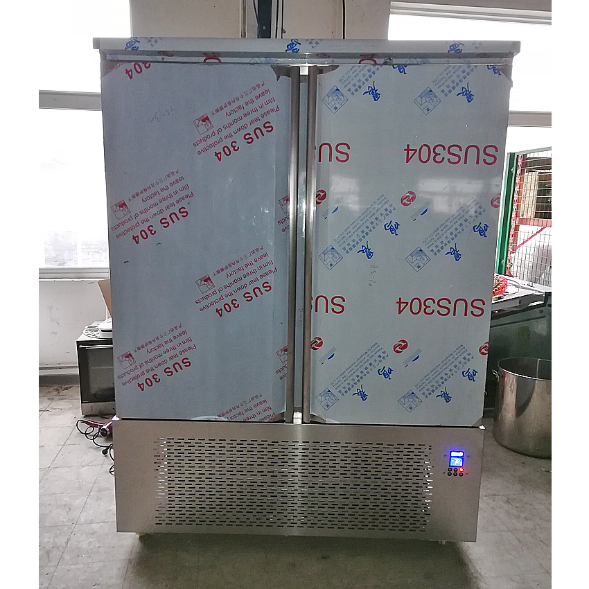 Big Capacity Medical cryogenic equipment factory 30 shelves cryogenic blast freezers