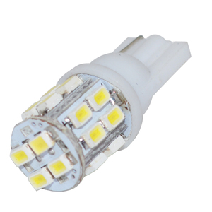 12V 194 186 W5W T10 20smd 1210 led car wedge light bulb
