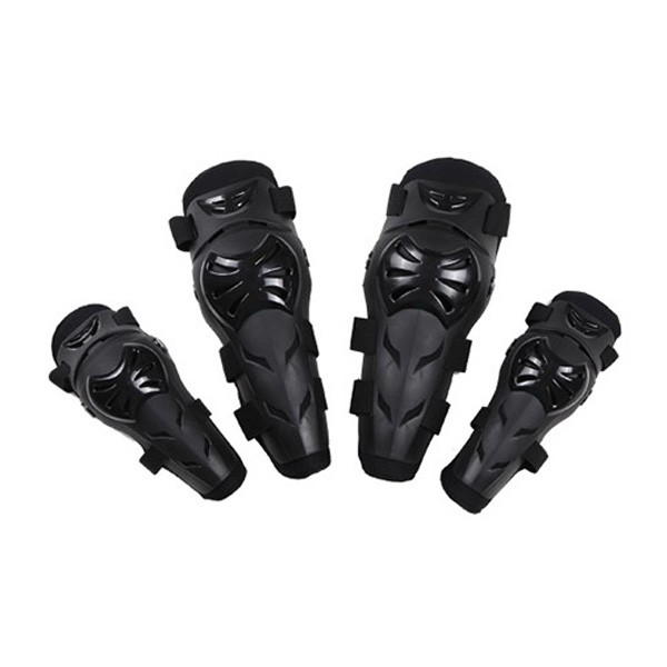 Motorcycle Knee Guard Protectors Protective Bike Bicycle Knee Pad Guards