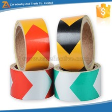 3M Arrows Printing High Visibility Night Driving Reflective Warning Conspicuity Tape Film Sticker