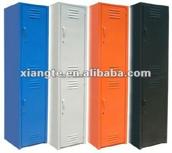 Bedroom Furniture Heavy Duty Single Door Steel Lockers/colorful ...
