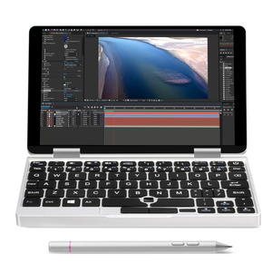 OneMix2s Notebook 7 inch IPS 1920x1200 CPU Core M3-8100Y 8G+256G PCIE SSD with Fingerprint Scanner 2048 Level Original Stylus