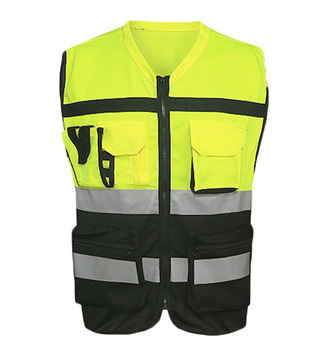 Wholesale reflective Safety Vest for work