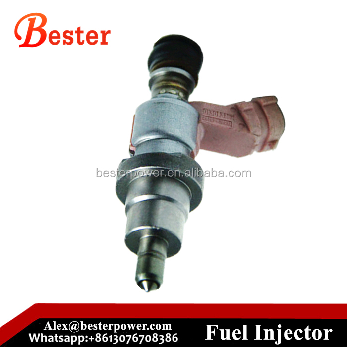 Toyota Hilux Diesel automatic fuel injector  23707-30010