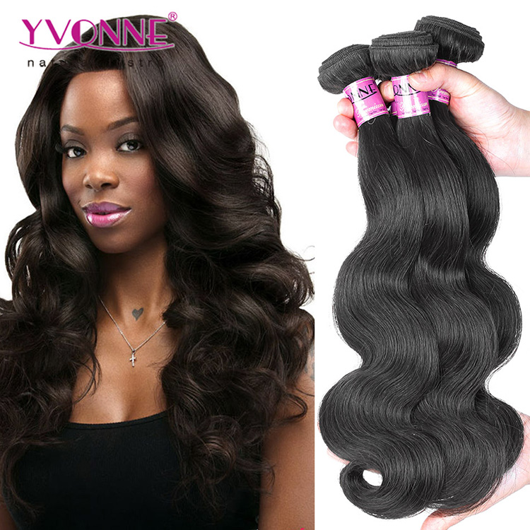 Yvonne Wholesale Brazilian Human Hair Weave Most Expensive Remy Hair
