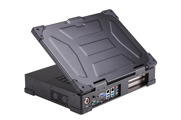 All In One 14 Inch Industrial Rugged Portable Computer