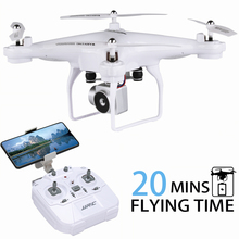 Newest RC Drone Quadcopter JJRC H68 With 720P Wifi FPV Camera RC Helicopter 20min Flying Time Professional Drone