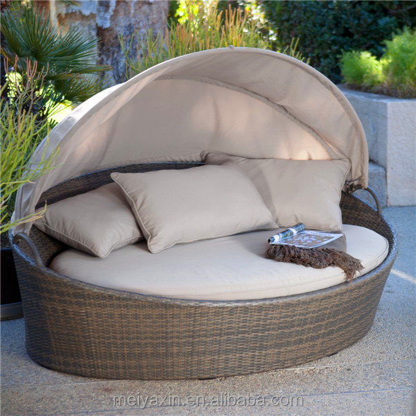 Attractive Hotel Swimming Pool Furniture Pe Rattan Outdoor Daybed   Buy Outdoor  Daybed,Pe Rattan Outdoor Daybed,Pool Furniture Pe Rattan Outdoor Daybed  Product On ...